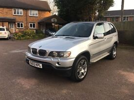 Bmw X5 3.0 Diesal M Sports, Automatic 4x4, excellent drive tv screen, fully loaded, good condition