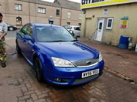 56 PLATE FORD MONDEO ST. 2.2 TURBO DIESEL. PX TO CLEAR