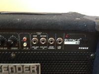 Fender Rumble 60w Bass Amp £100 ono