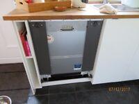 Beko DW686 13 place built in Dishwasher