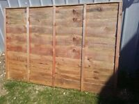 4ft x 6ft fence panel