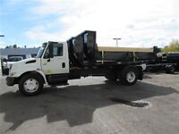 2006 International 4300 new switch and go combo