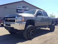 2014 Chevrolet SILVERADO 2500HD LIFTED DURAMAX!!