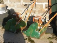 two cylinder mower spares or repair for sale