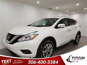 2017 Nissan Murano SL|AWD|Cam|Nav|Sunroof|Leather