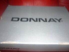 Black Donnay Trainers size 6