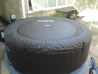 Intex Spa in excellent condition, set up and used only once