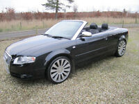 2007 Audi 2.0 TDi Sport Convertible, Service History, MOT to October.