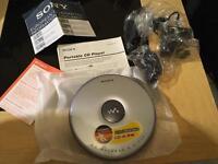 Sony CD Player Walkman D-EJ020
