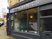Treatment room / office for rent in private clinic, Clifton