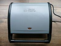 LARGE GEORGE FOREMAN GRILL, GOOD CONDITION, USED RARELY IN CARAVAN