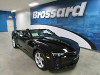 2015 Chevrolet Camaro 2DR Conv 2LT.Groupe RS 20 Roues