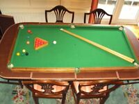 Snooker Table Junior Table Top