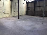 UNIT TO RENT IDEAL FOR CAR REPAIR/ BODY WORK/ STORAGE++SECURED 24/7 ACCESS