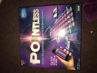 Pointless game