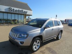 2016 Jeep Compass HIGH ALTITUDE 0% FINANCING