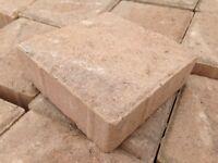13 square metre Tegula Paving Blocks
