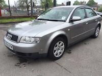 Audi A4 2.0 petrol, LONG MOT