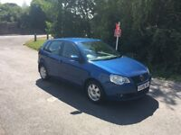 VW Polo 1.4 Auto 5 door - Lovely throughout - 1 former keeper - New MOT and great service history