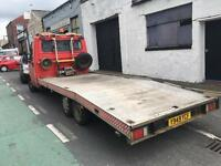 Citroen relay 1400 hdi rohil body recovery truck spares repairs £1795