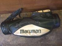 maruman golf bag £15