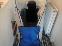 Infa red sauna pod & air walker