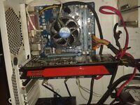 Gaming PC Mid-Spec, Intel-Core i3, 6 or 8gb DDR3, Radeon 5850 Graphics