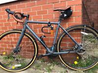 Marin Lombard Bike and accessories