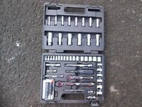 Halfords professional socket set