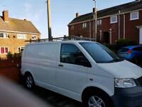 Vw t5 roof rack heavy duty