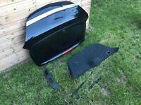 FREE Vauxhall Astra H 3 Door Boot Lid & Struts Black