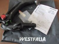 Westfalia tow bar and ball suitable for Mazda 3, Ford Focus, Focus C Max or Focus Cabriolet