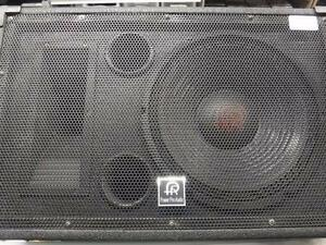 Power Pro Audio 2 Way Monitor Speaker. We Sell Used Speakers. 13113* CH630430
