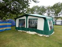 2006 Pennine / Conway Continental - Folding Camper , Trailer Tent