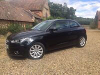 Audi A1 1.6 TDI Sport 3dr. £8,500 ono. Great condition. Perfect for city or long distance driving