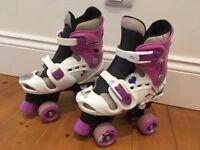 Osprey quad roller skates