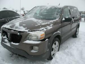 2009 Pontiac Montana SV6 just in for parts @ PICnSAVE Woodstock ws4512