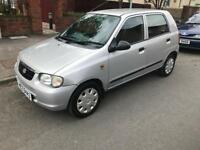 Suzuki alto 1.0 , long mot , only £30 roadtax