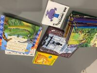 Selection of good quality children's books aged 5- 9