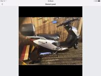 Dart 125 moped for sale