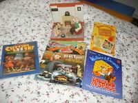 Wallace and Gromit collection