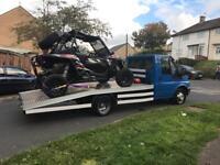 Scrap cars wanted 07794523511 spares or repair none runners damage mot failed