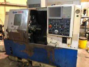 "8"" Chuck Daewoo Puma Lynx-200L CNC Turning Center"