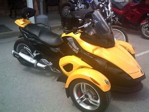2008 Can-Am Spyder RS  SM5 -