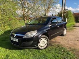 Vauxhall Astra life 1.8l 55 plate 5 door