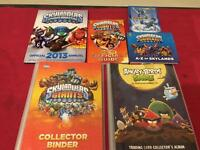 Skylander annuals and guide books
