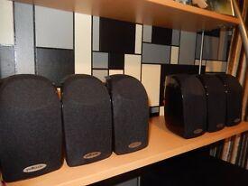 PolkAudio 7.1 speaker package