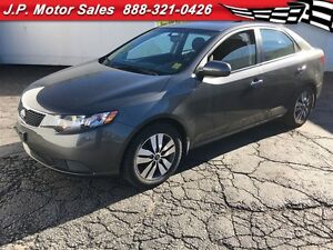 2013 Kia Forte EX, Automatic, Sunroof, Heated Seats,
