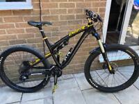 Rocky Mountain Altitude 730 bicycle (late 2015)