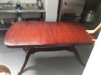 Sale a dining table with chairs